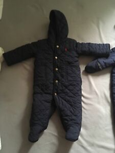Winter cloth for babay 3-6 and 9months