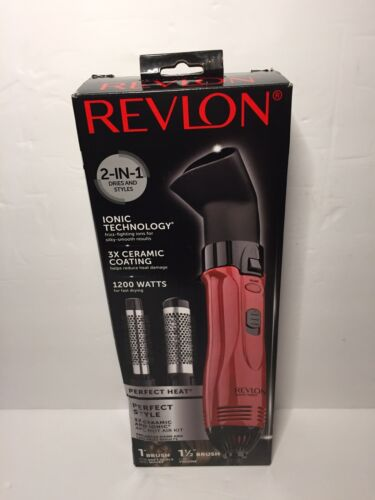 Revlon Shine Enchancing Hot Air Kit