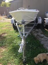 12ft tinny with two motors for sale Bonalbo Kyogle Area Preview