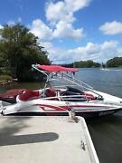 Speedster wake 430 Ski boat Seadoo Toowoomba Toowoomba City Preview