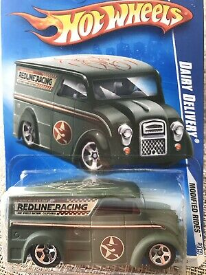 2009 Hot Wheels Dairy Delivery Modified Rides #158 (Redline Racing)