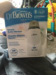 Dr browns bottle warmer brand new in box