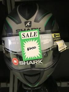 Shark Evoline S3 Motorcycle Helmet NEW Caboolture Caboolture Area Preview