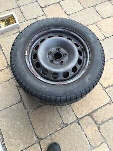 Pneus hiver VW 205/60R16 winter tires