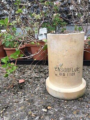 Terraccota Chimney Pot - Vintage English - Gardening - Planting  Architectural