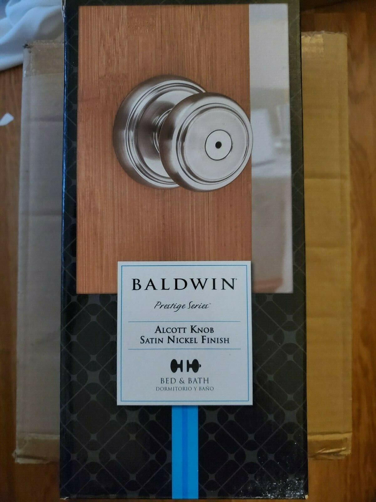 Baldwin Alcott Knob Prestige Series