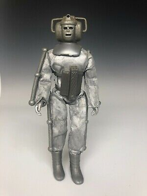 Denys Fisher Mego Dr Doctor Who Cyberman Figure 1976 RARE!