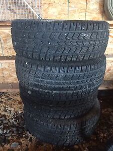 Winter Tires 245/65R17 Never Been Used