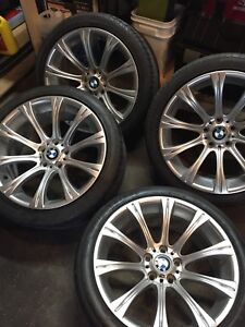 BMW M5 E60 BBS mags 19' style 166 OEM