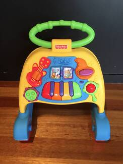 Fisher Price musical activity baby walker Hawthorne Brisbane South East Preview