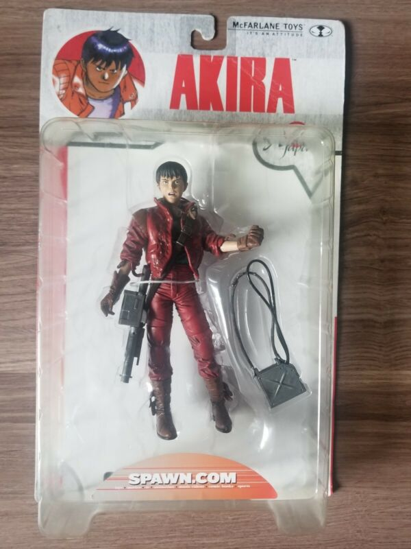 Mcfarlane Toys Akira figurine set Kaneda, Joker, Tetsuo