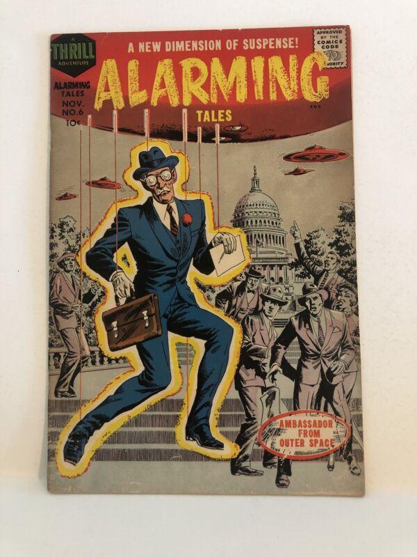 Alarming Tales #6