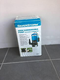Silverstorm submersible pump