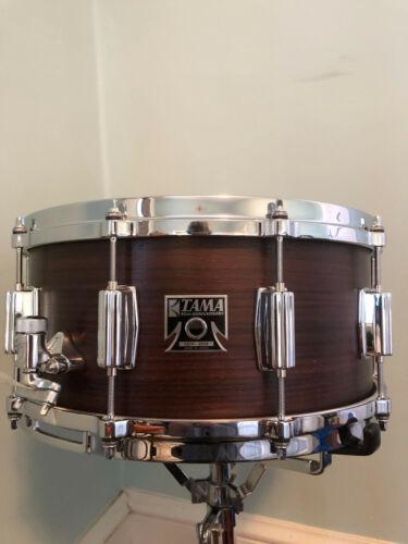 "Tama snare drum Rosewood 6.5""X14"" 40th Anniversary Model RW256XL-SRW"