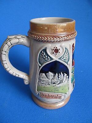 Nurnberg Nuremburg Beer Stein Henkersteg Vintage German Souvenir
