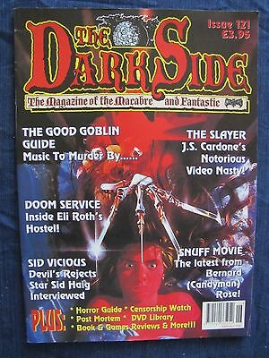 The Dark Side   121  Sid Vicious  Devils Rejects   Snuff Movie