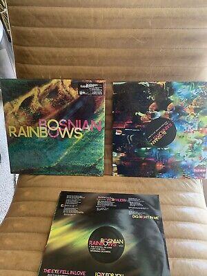 BOSNIAN RAINBOWS 2xLP Green Vinyl Mars Volta