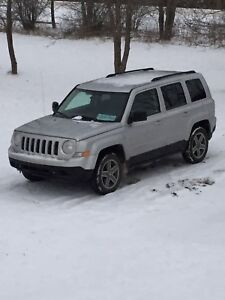 2011 Jeep Patriot - Saftied - eTested