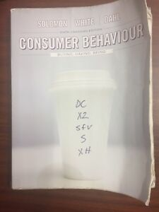 Consumer Behaviour - Sixth Canadian Edition