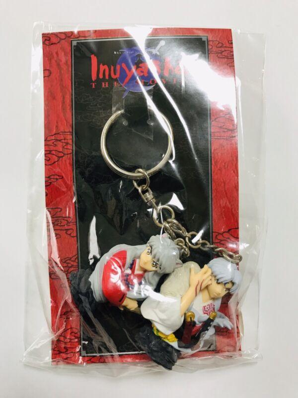 Inuyasha The Movie W Figure Keychain Inuyasha & Sesshomaru / Rumiko Takahashi