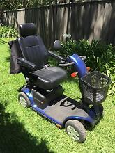 PATHRIDER 10 DELUXE MOBILITY SCOOTER FOR SALE Ryde Ryde Area Preview