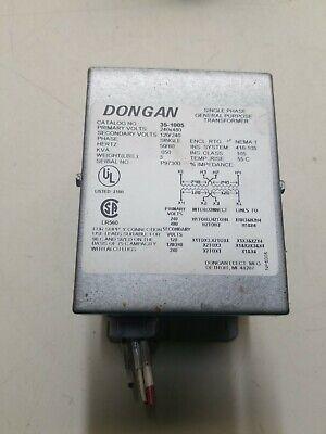 Dongan 35-1005 Transformer