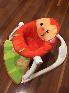 Fisher Price Sit-Me-Up Baby Floor Seat Epping Ryde Area Preview