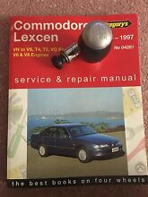 Vn service manual lighter & gear knob Panania Bankstown Area Preview