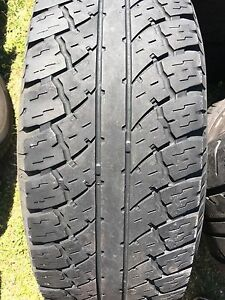245/70/16 tyres free Welshpool Canning Area Preview