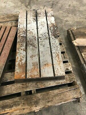 38 X 18 X 6. Steel Welding T-slotted Table Layout Plate 3 Slot T-slot Weld