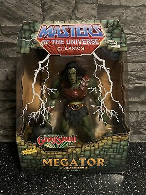 Masters Of The Universe Classics Megator Action Figure MOTUC online kaufen