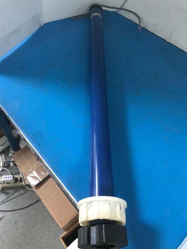 DA-LITE DL45EQ-6/33 Tubular Motor for Projection Screen