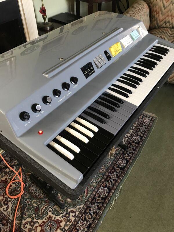 Vintage 1960's Elka Capri Organ (Panther 300) Serviced & PAT Tested