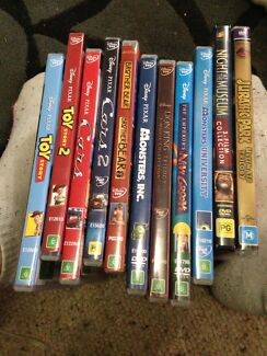 Assorted dvd's Muswellbrook Muswellbrook Area Preview