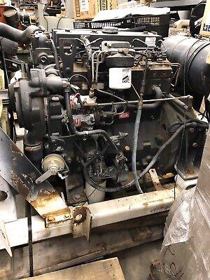 Perkins 1004.4 Aa Complete Diesel Engine