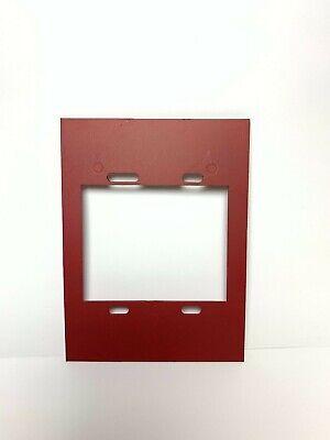 Simplex 2099-9813 Pull Station Flush Red Trim Plate