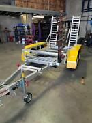 Galvanized Steel Tilt Plant Trailer North Ward Townsville City Preview