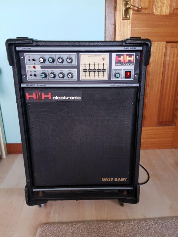 HH Guitar Bass Combo Amplifier