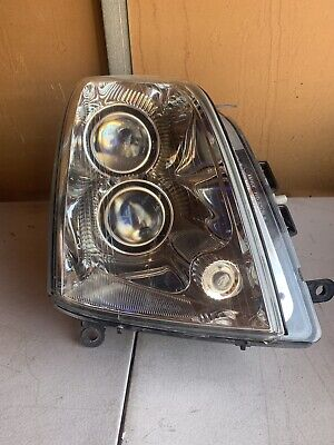 2005 2006 2007 2011 Cadillac STS Headlight XENON HID Passenger Right Side OEM