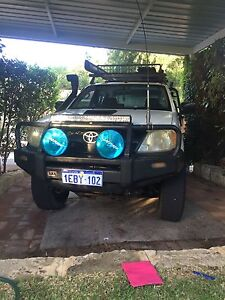 2006 toyota hilux 4x4 SR lots of extras Wembley Cambridge Area Preview