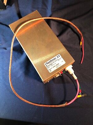 Spellman Cze30 Cze2000 High-voltage Power Supply Cze30pn2000x2068 -30kv Hv