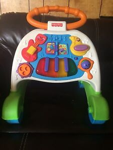 Fisher Price sit and stand walker
