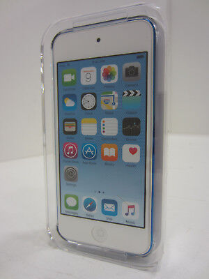 Apple iPod Touch 6th Generation Blue (64 GB) - Brand New in Factory Sealed Box!
