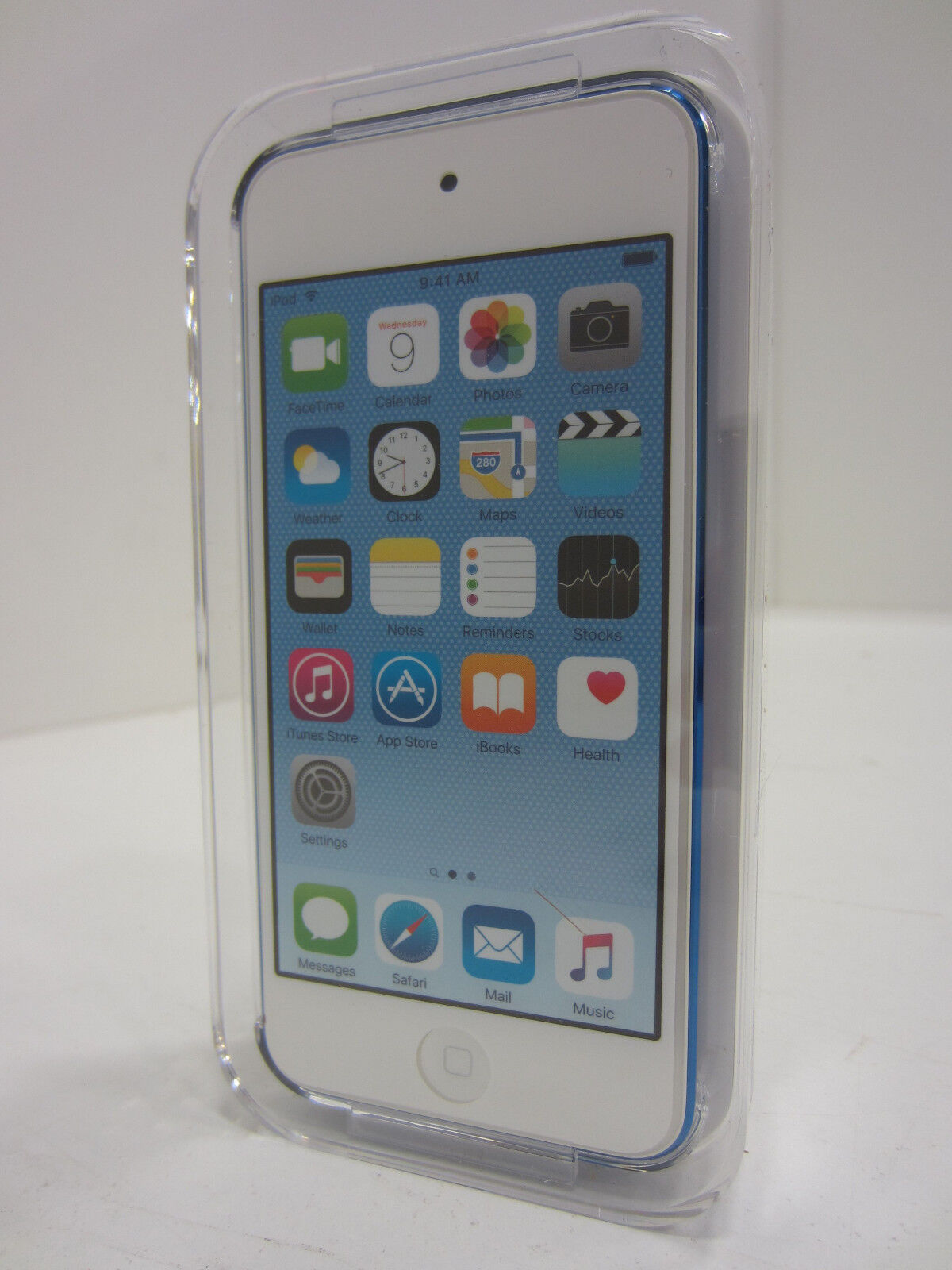 Ipod Touch - Apple iPod Touch 6th Generation Blue (64 GB) - Brand New in Factory Sealed Box!