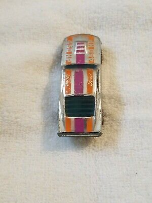 "VINTAGE HOT WHEELS REDLINE ""MUSTANG STOCKER"" NEAR MINT, CHROME"