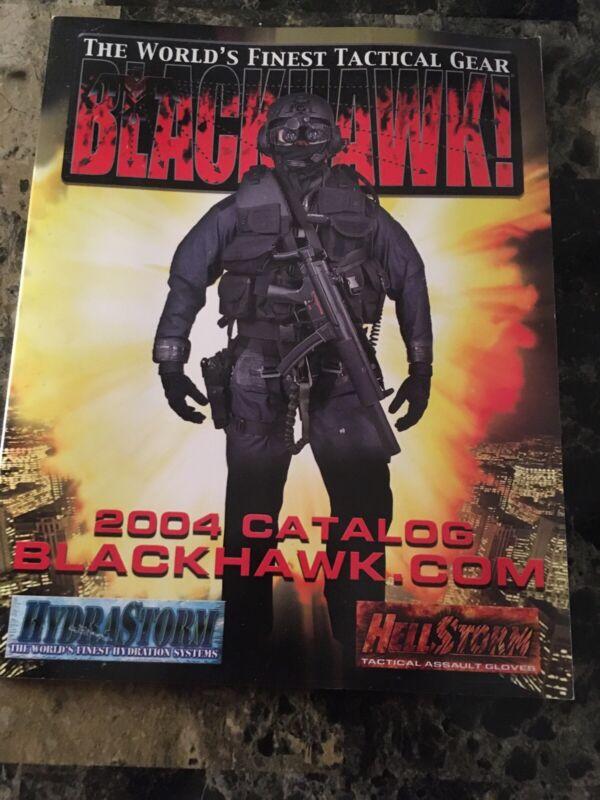 2004 Blackhawk Tactical Gear Catalog
