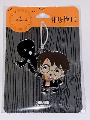 Hallmark Halloween Decorations (Harry Potter New Hallmark Halloween & Christmas Ornament  Metal)