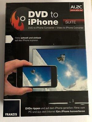 DVD to iPhone Converter - Filme schnell und einfach auf das iPhone kopieren Iphone Dvd Converter