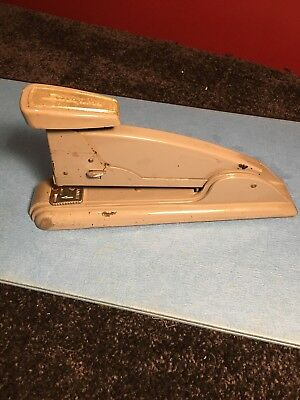 Vintage Grey Swingline Stapler Desktop Accessory - Long Island Ny