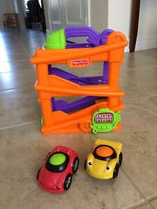 Fisher Price Lil Zoomers Ramp